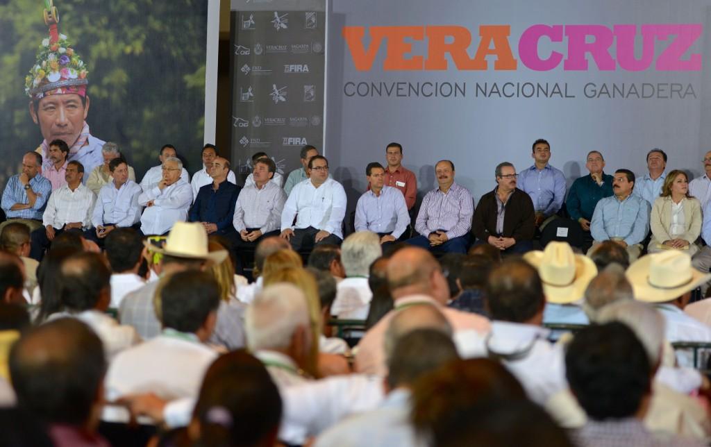 El Primer Mandatario aseguró que México va por la ruta correcta para alcanzar un campo más justo, más productivo, que genere mayores ingresos para las familias rurales.