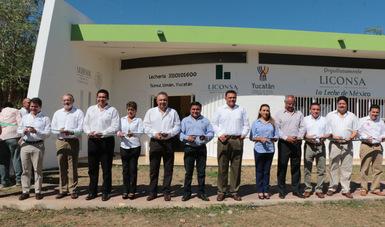 161 municipios de Oaxaca recibirán leche de a peso