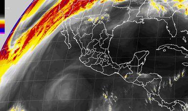 Esta noche se prevén tormentas fuertes en regiones de Veracruz y Chiapas