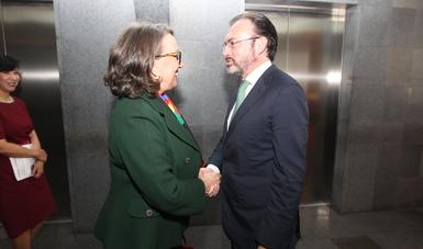 La Secretaria General Iberoamericana reitera su solidaridad con México y hace votos porque las diferencias con EUA sean resueltas mediante el diálogo y la concertación