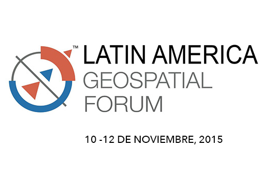 Latin America Geoespatial Forum 2015