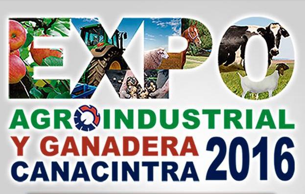 Expo agroalimentaria y ganadera canacintra 2016