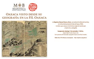 36° Feria Internacional del Libro, Oaxaca (FILO)