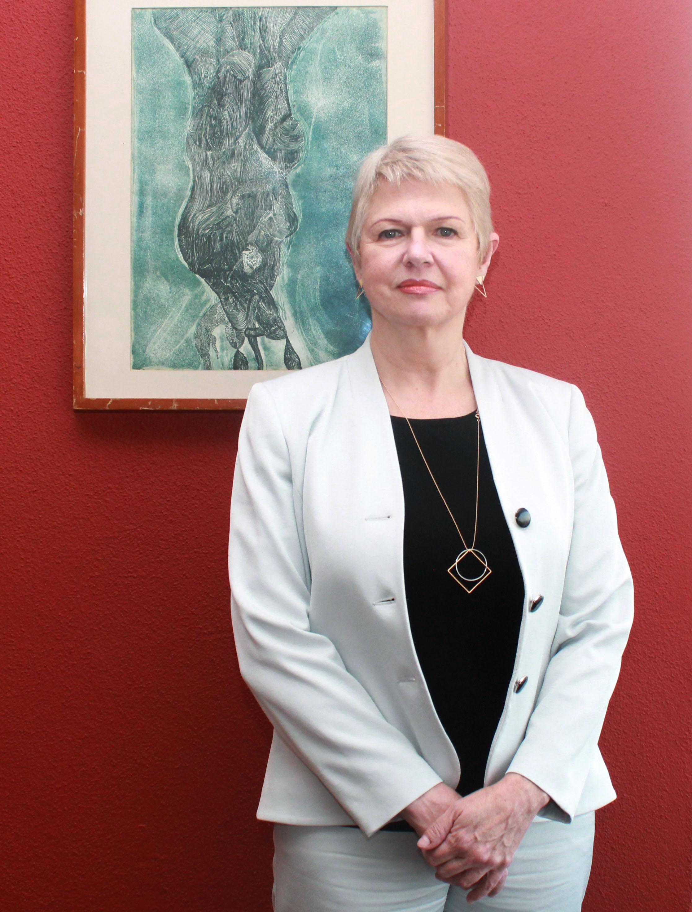 María Esther Pozo, Coordinadora de Asesores