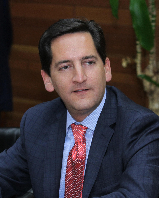 Eugenio Garza Riva Palacio, Coordinador de Asesores