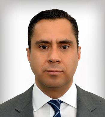 Juan Robles Martínez. Director General Adjunto de Financiamiento y Asistencia Técnica a gobiernos