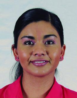 Beatriz Gabriela Alanis Vázquez Jefa del Departamento de Promoción de la Capacitación, en CONAMPROS