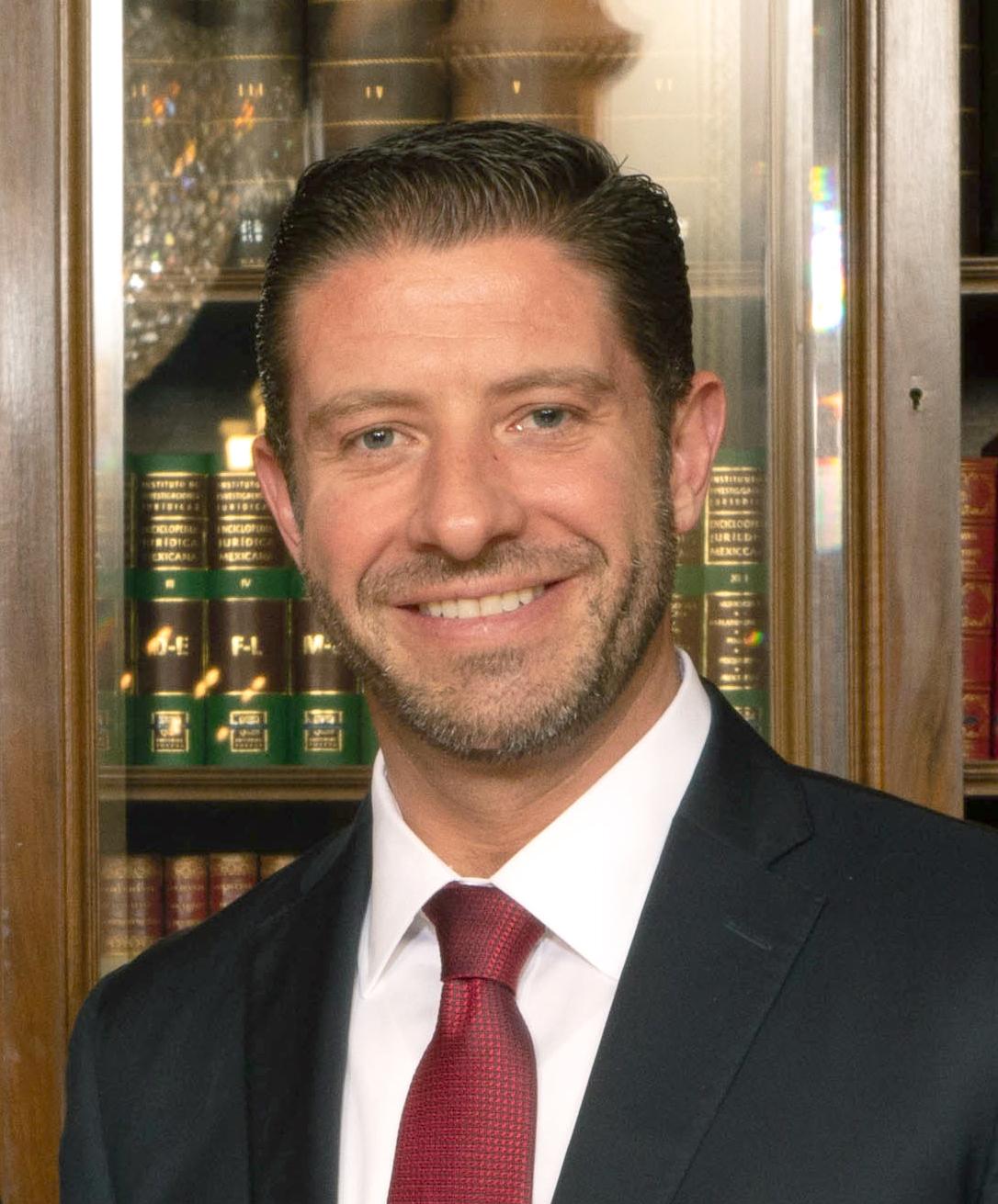 Andrés Massieu Fernández. Coordinación de Estrategia y Mensaje Gubernamental.