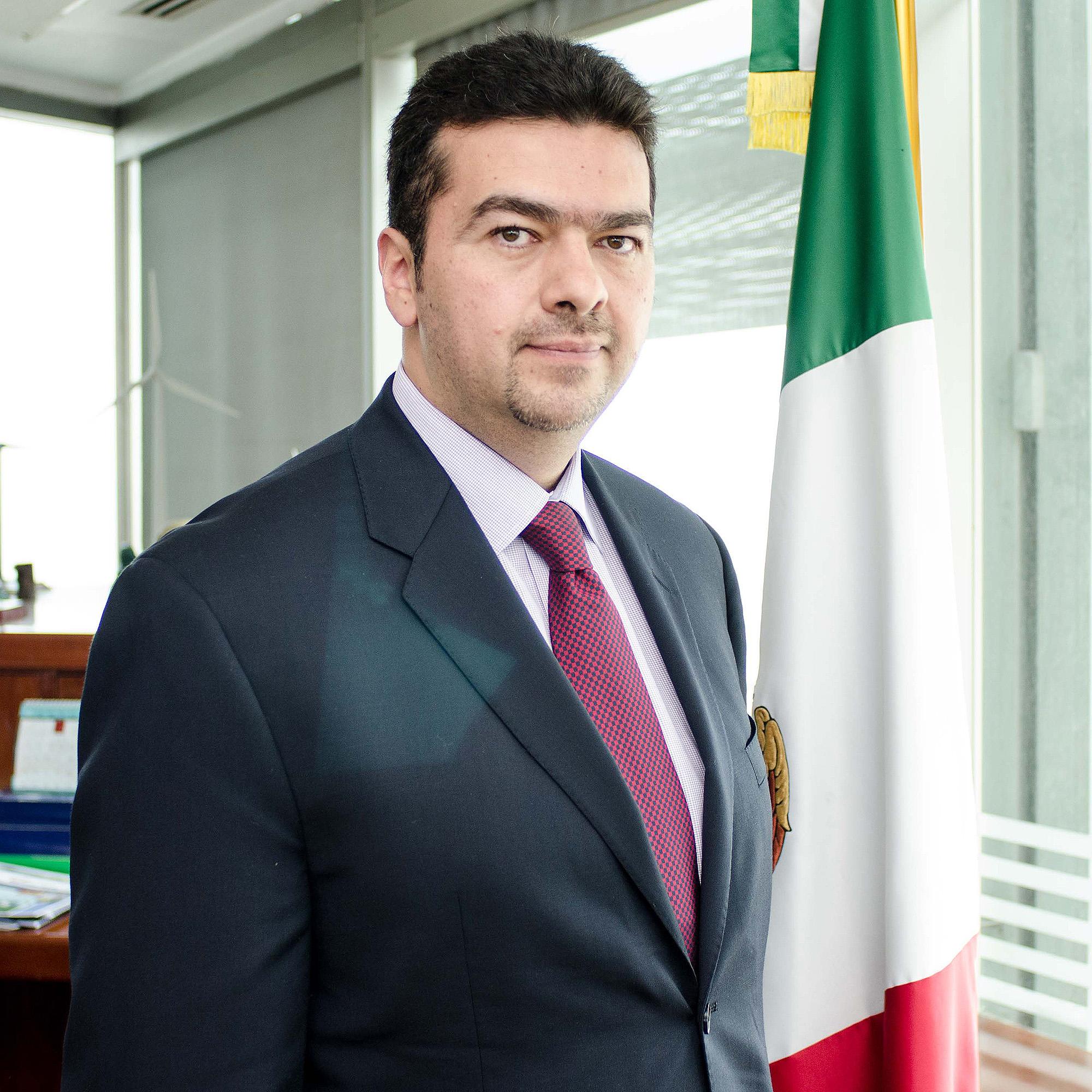 Mtro. Leonardo Beltrán Rodríguez. Subsecretario de Planeación y Transición Energética