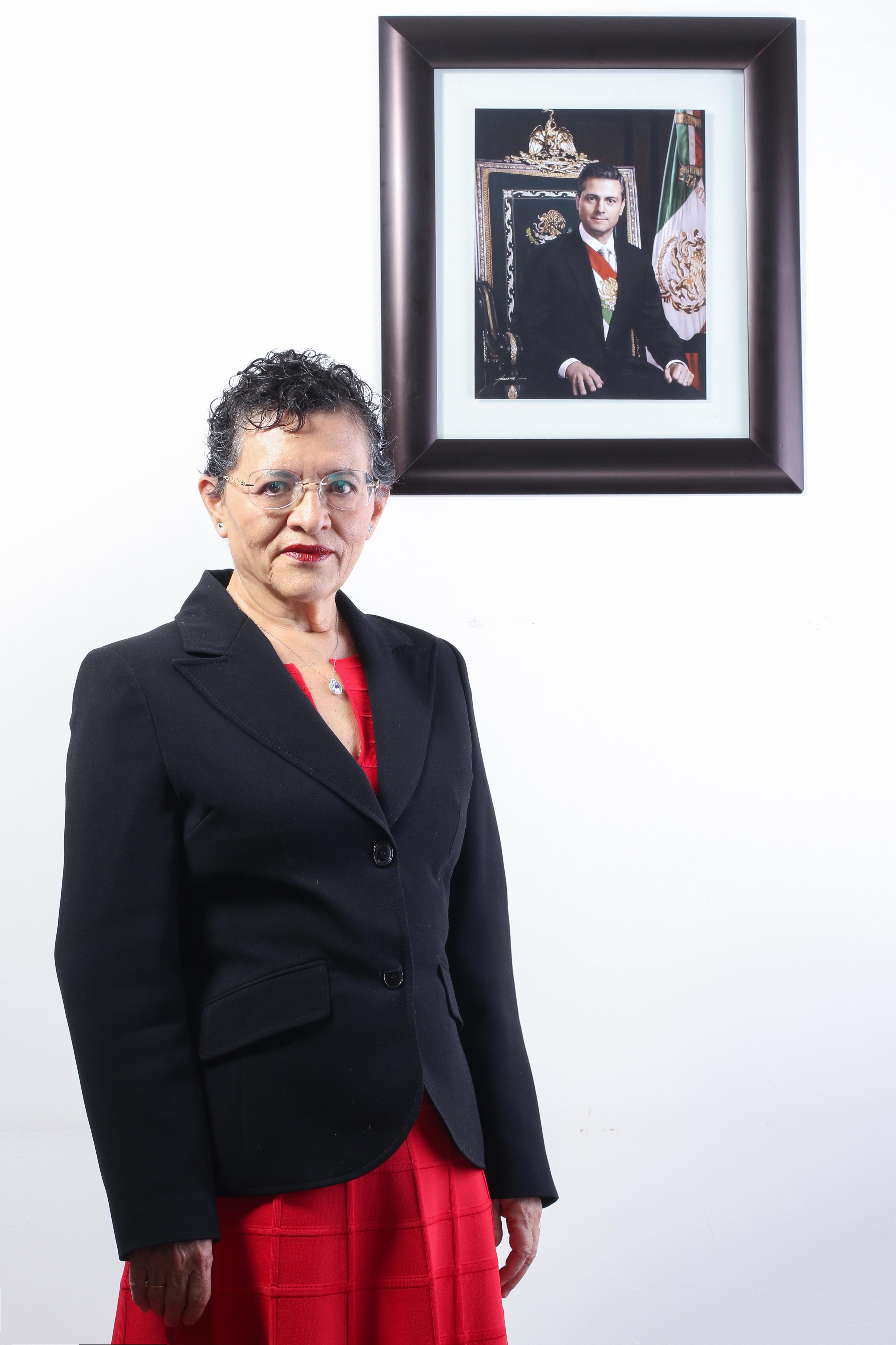 Juana García Anaya, Directora Corporativa de Finanzas