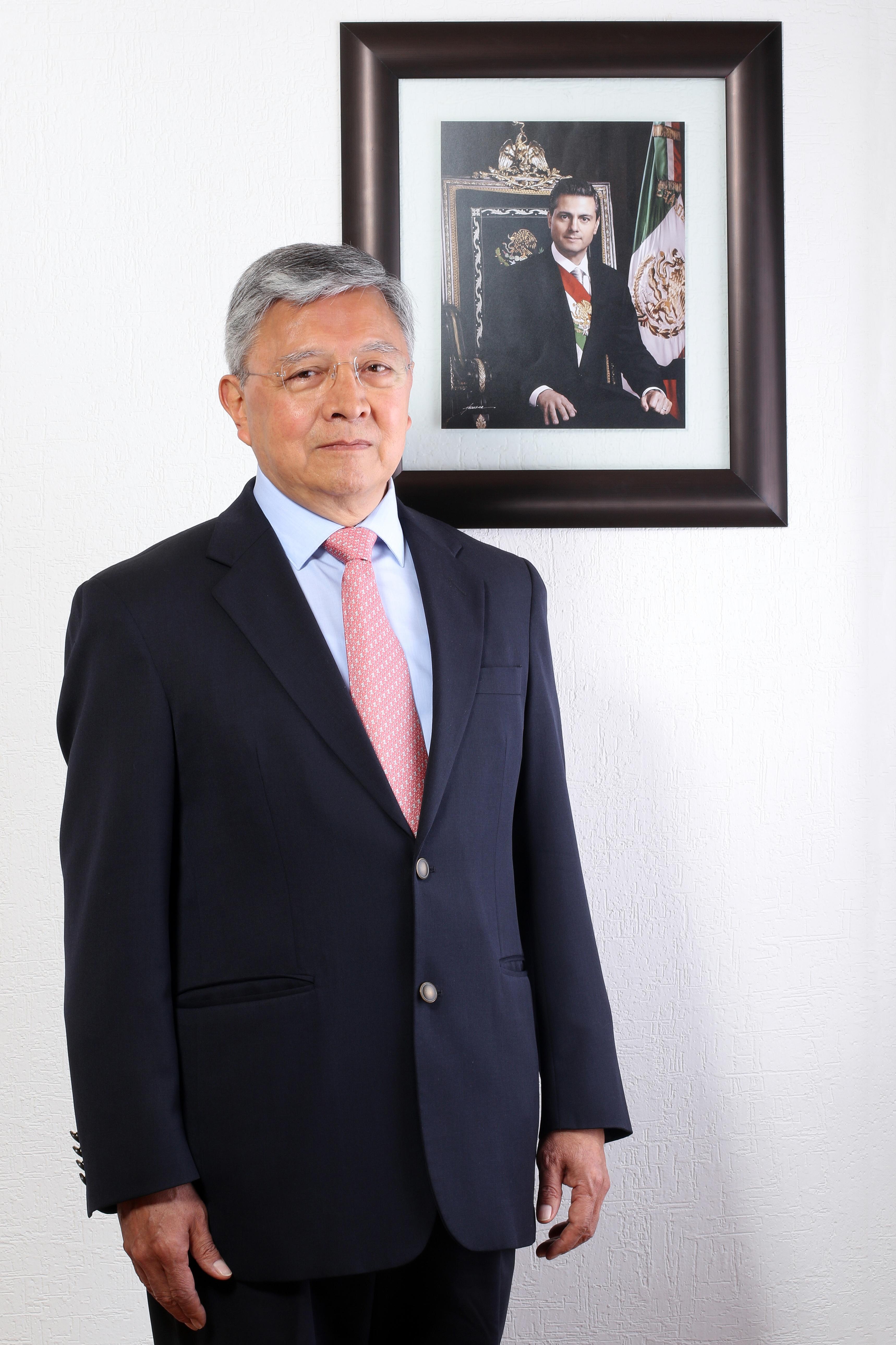 Juan Manuel Shiguetomi Villegas, Director Corporativo de Operaciones