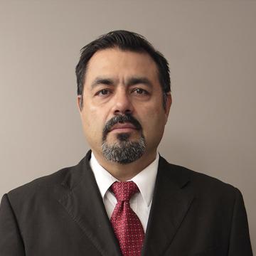 M. en C. César de Jesús Cajica Gómez, Director General de Administración y Finanzas