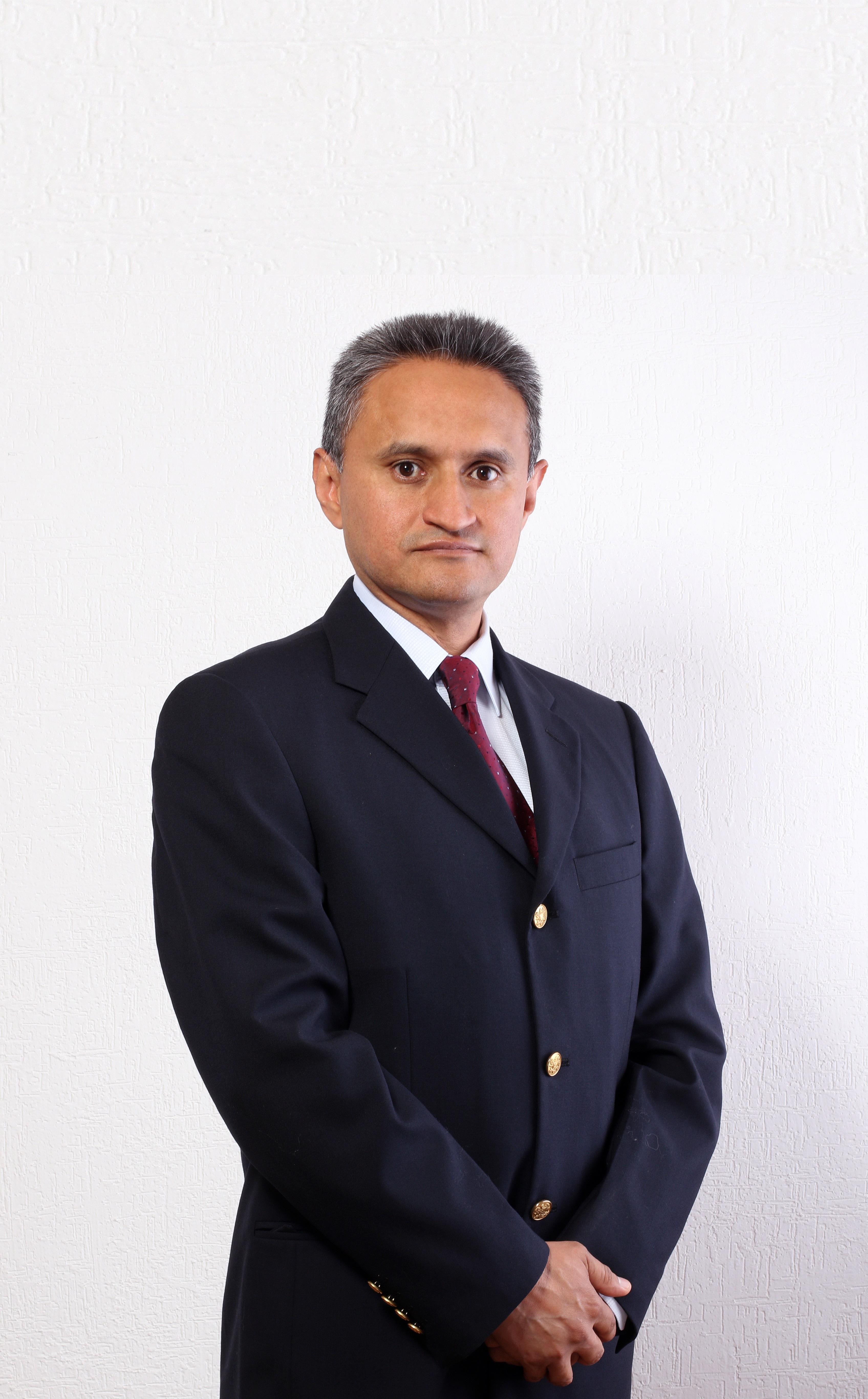 Ismael Ramírez González, Subdirector Corporativo de Programación y Control