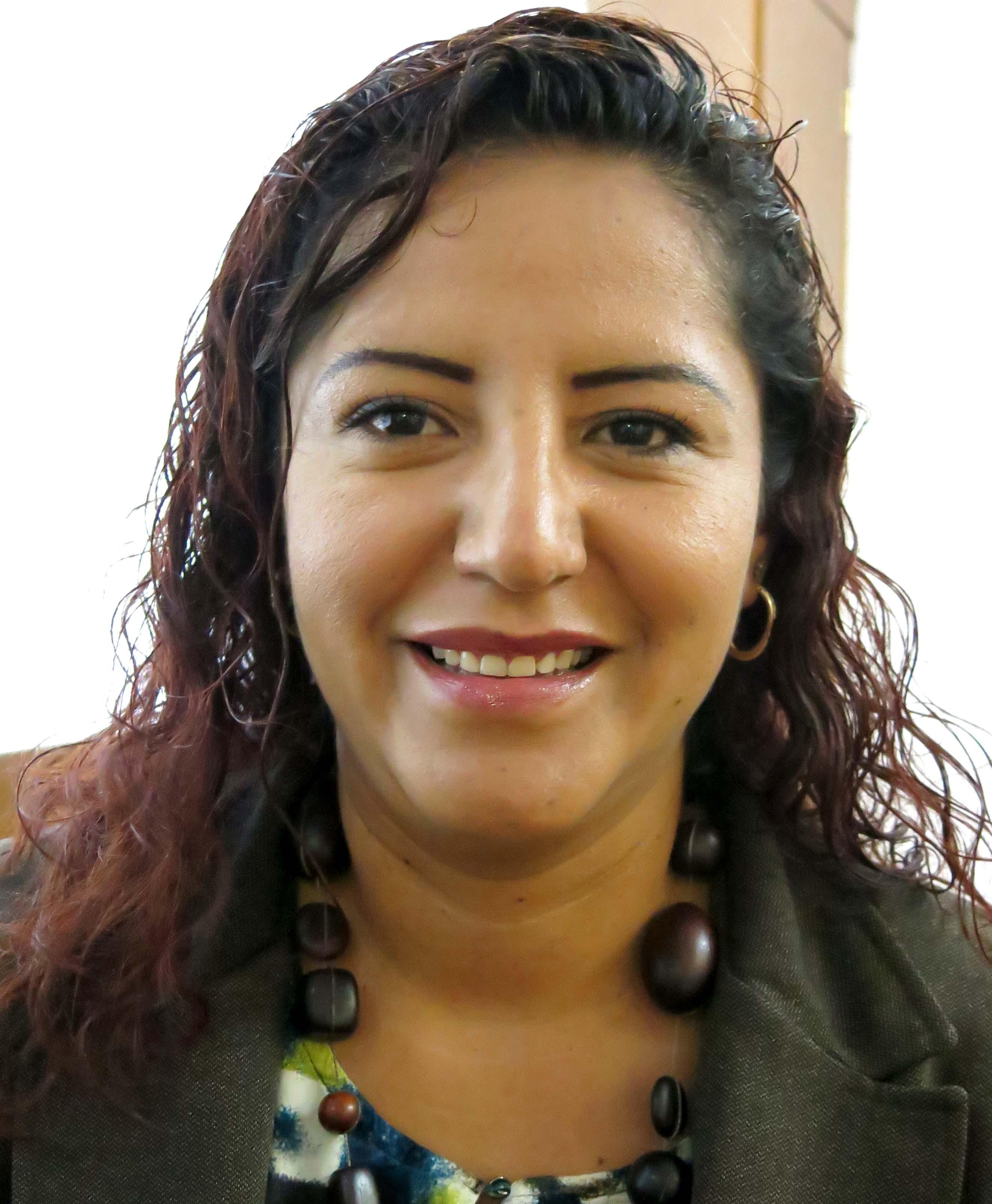Amelia Alejandra Velasco Argüello, Directora de Promoción y Operación