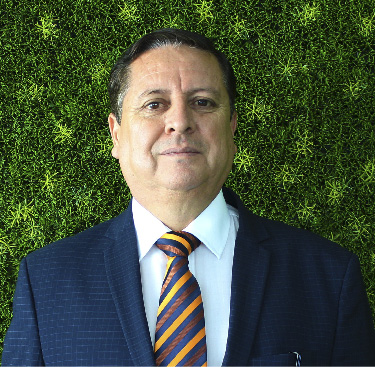 José Antonio Espíndola Aguilera, Coordinador de Comunicación Social.