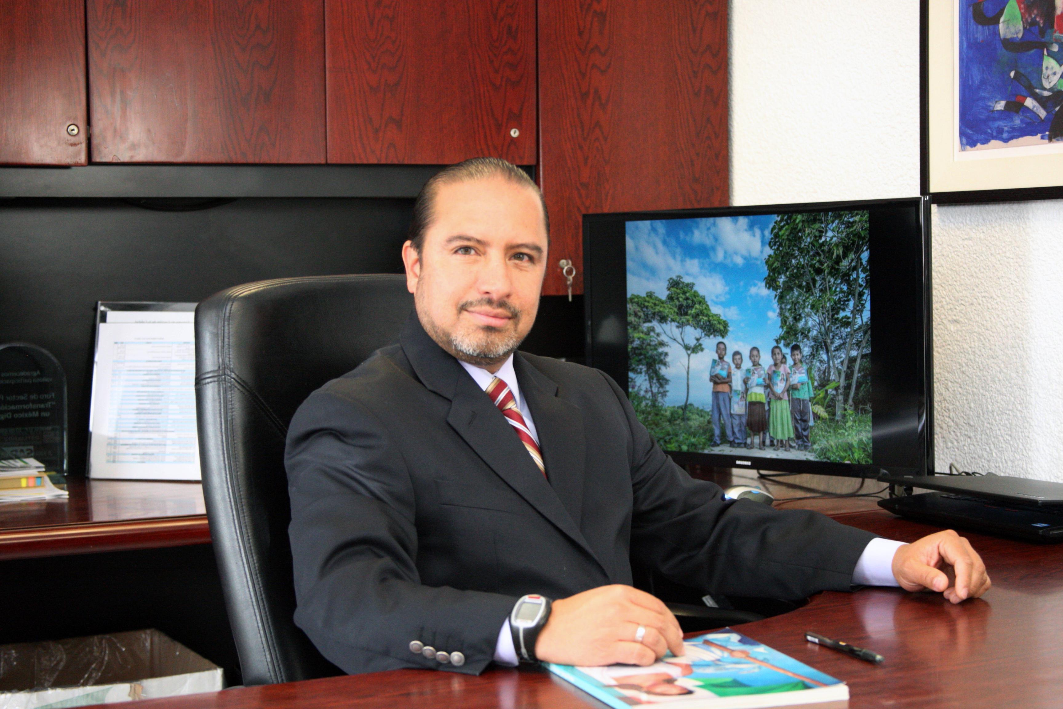 Subdirector General. Antonio Araige Rodríguez