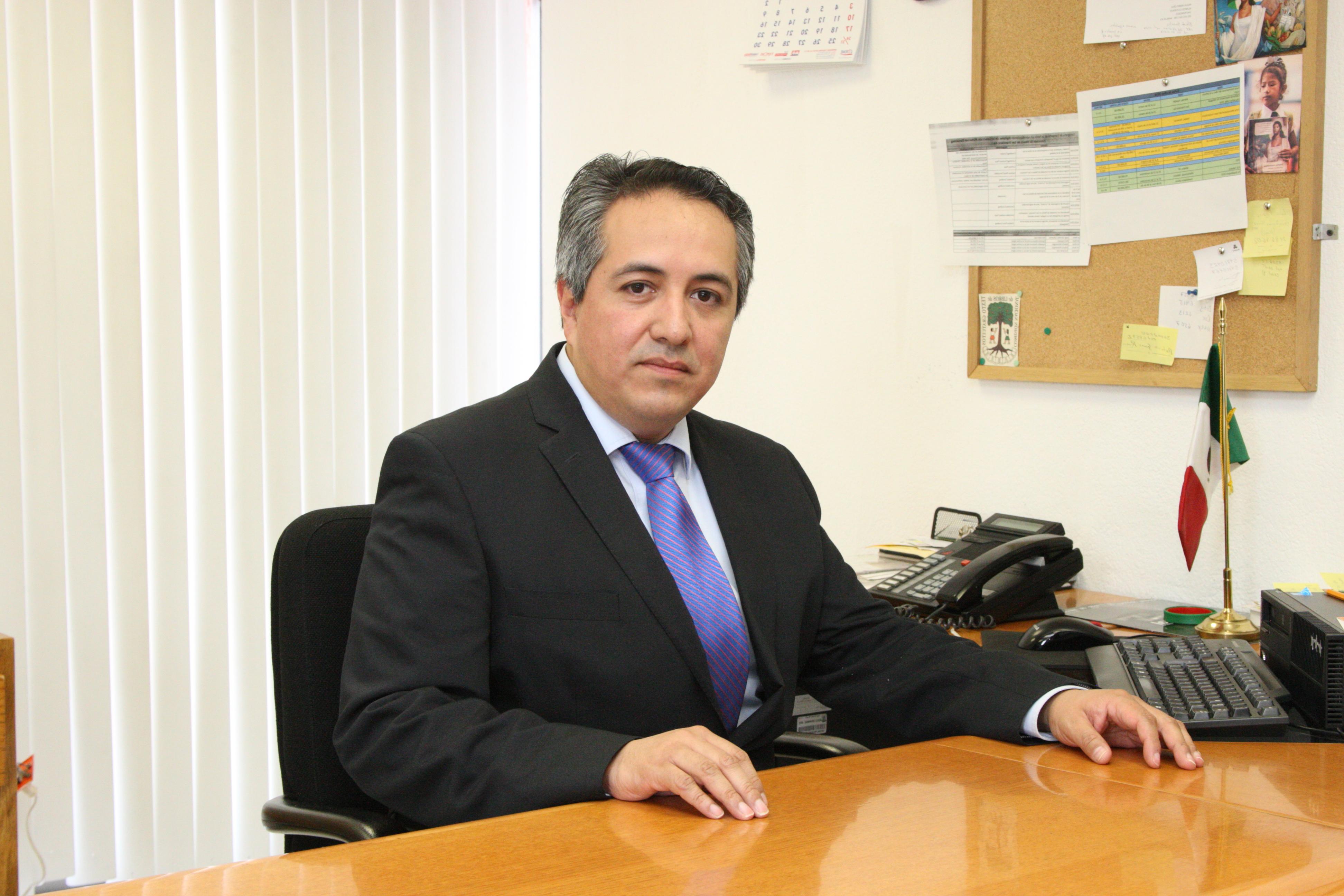 Director Técnico. Iván Serrato Galaviz