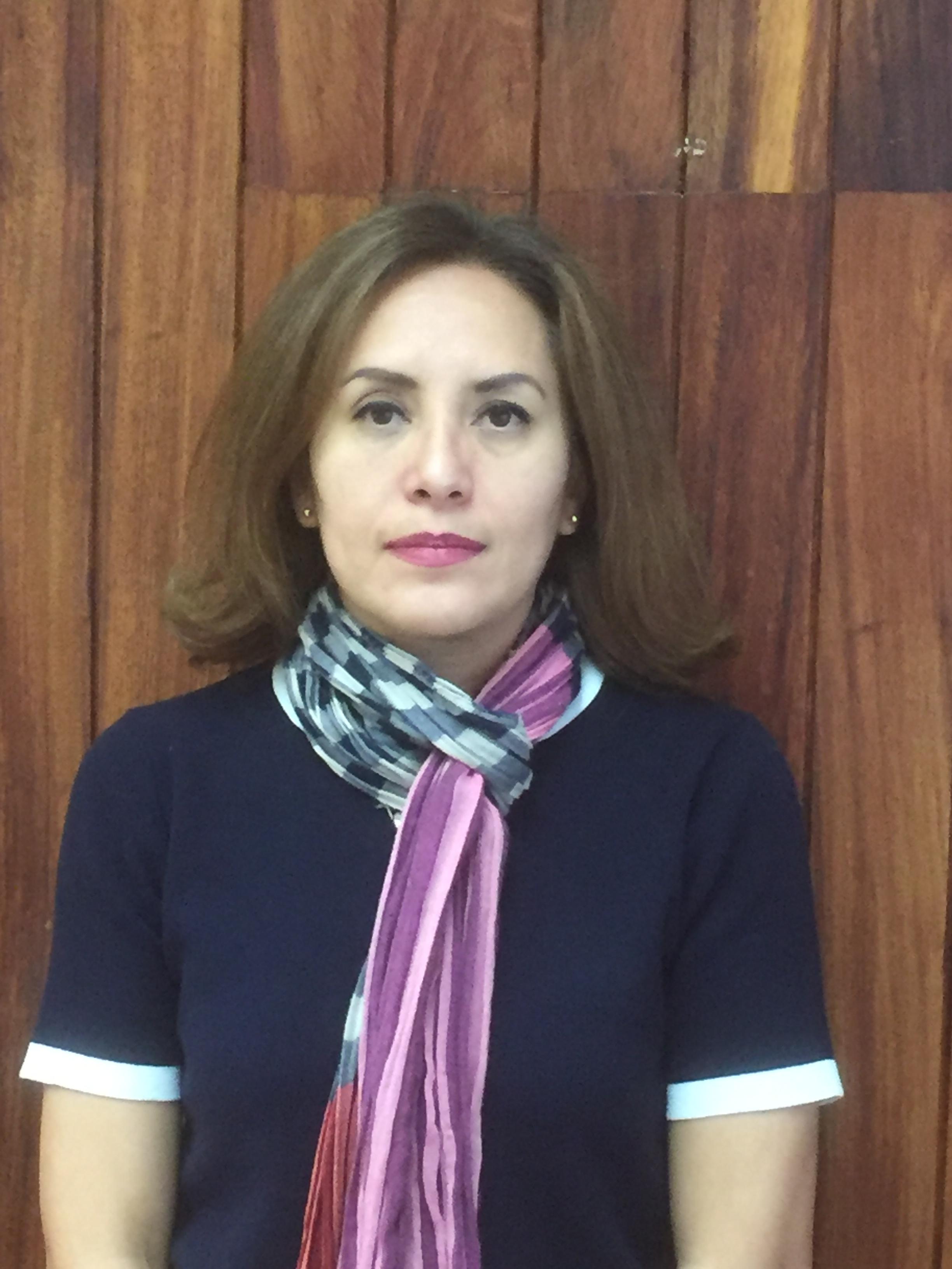Lic. Aidee Velázquez Ramírez
