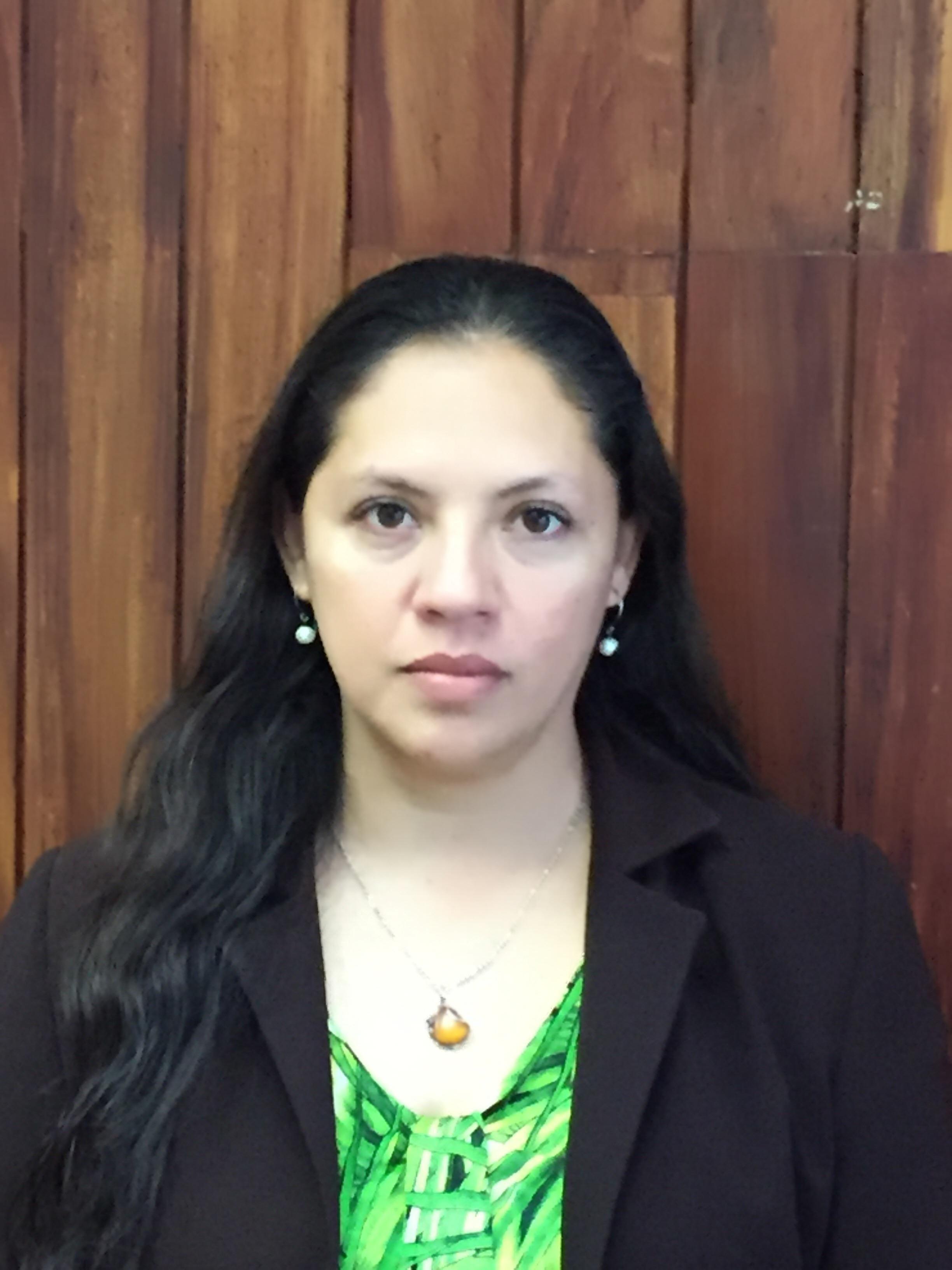 Ing. Jacqueline Peregrino Juárez