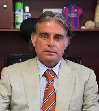 Raúl Barroso Aguirre- Director General Adjunto de Planeación y Administración