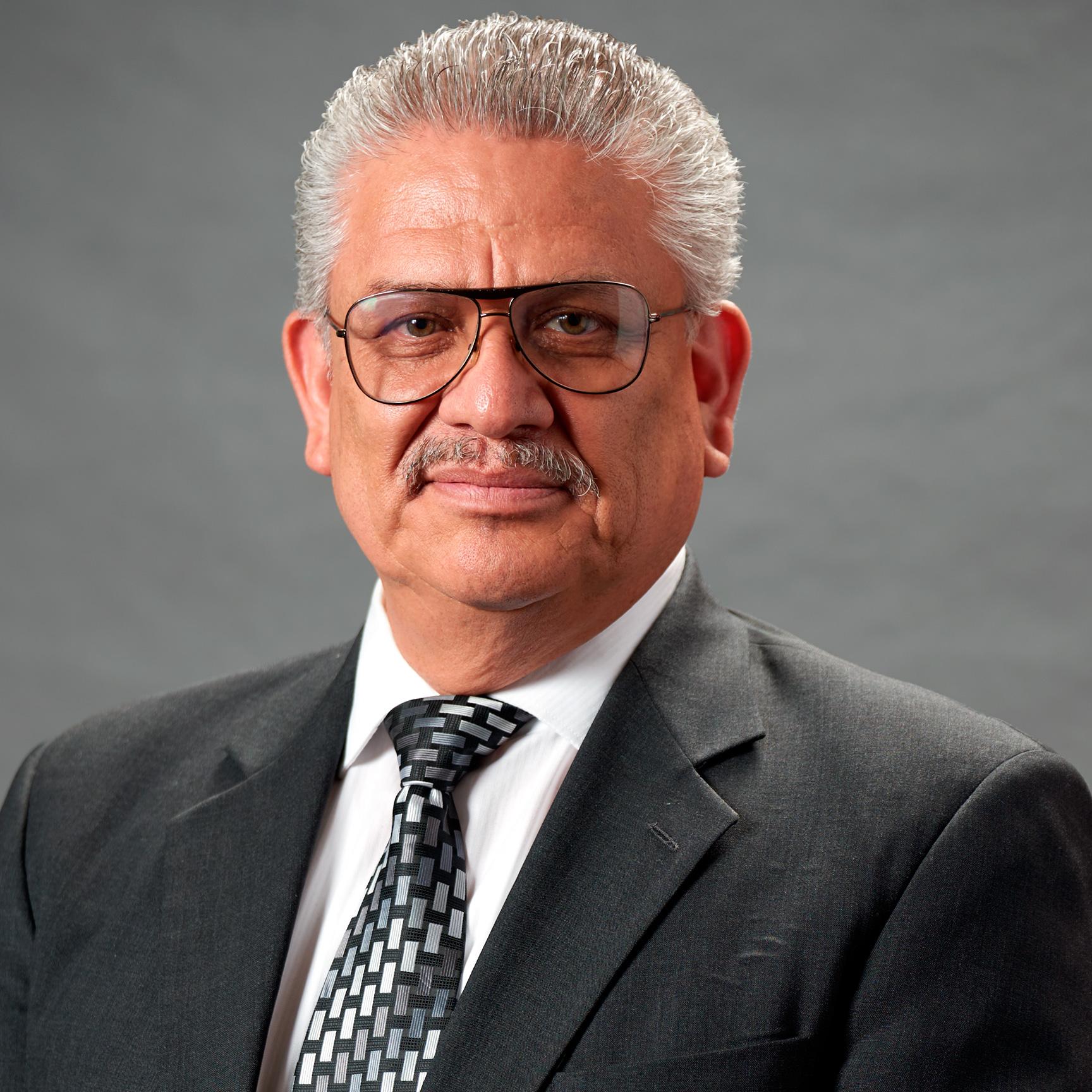 Ing. Marcos Ricardo Valenzuela Ortiz, director de Administración del Mercado Eléctrico Mayorista