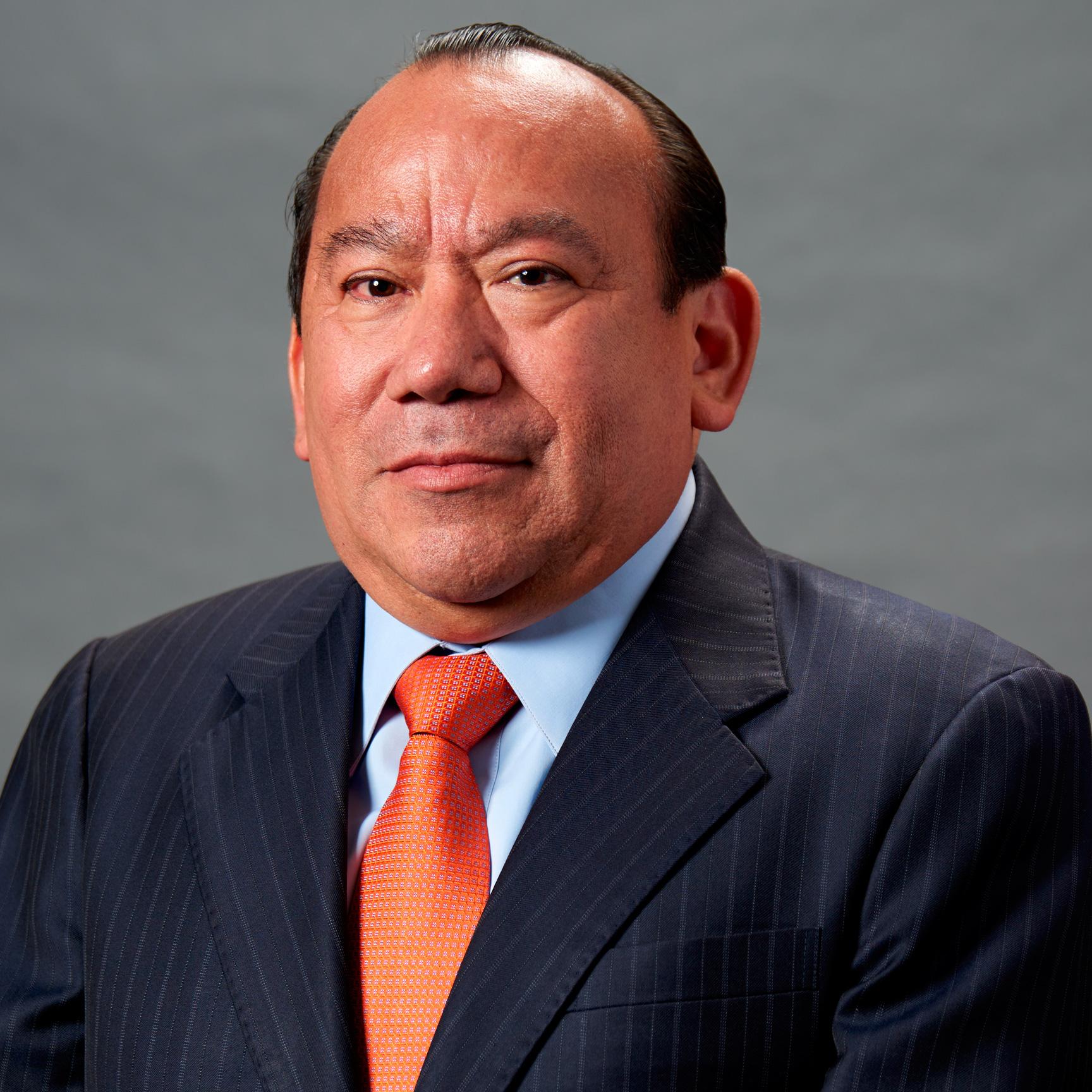 Lic. Pedro Cetina Rangel, director Jurídico