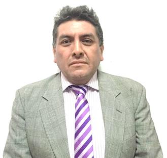 Ricardo Perea Monroy - Jefe del Departamento de Recursos Humanos, Financieros y Materiales