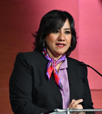 Doctora Irma Eréndira Sandoval Ballesteros
