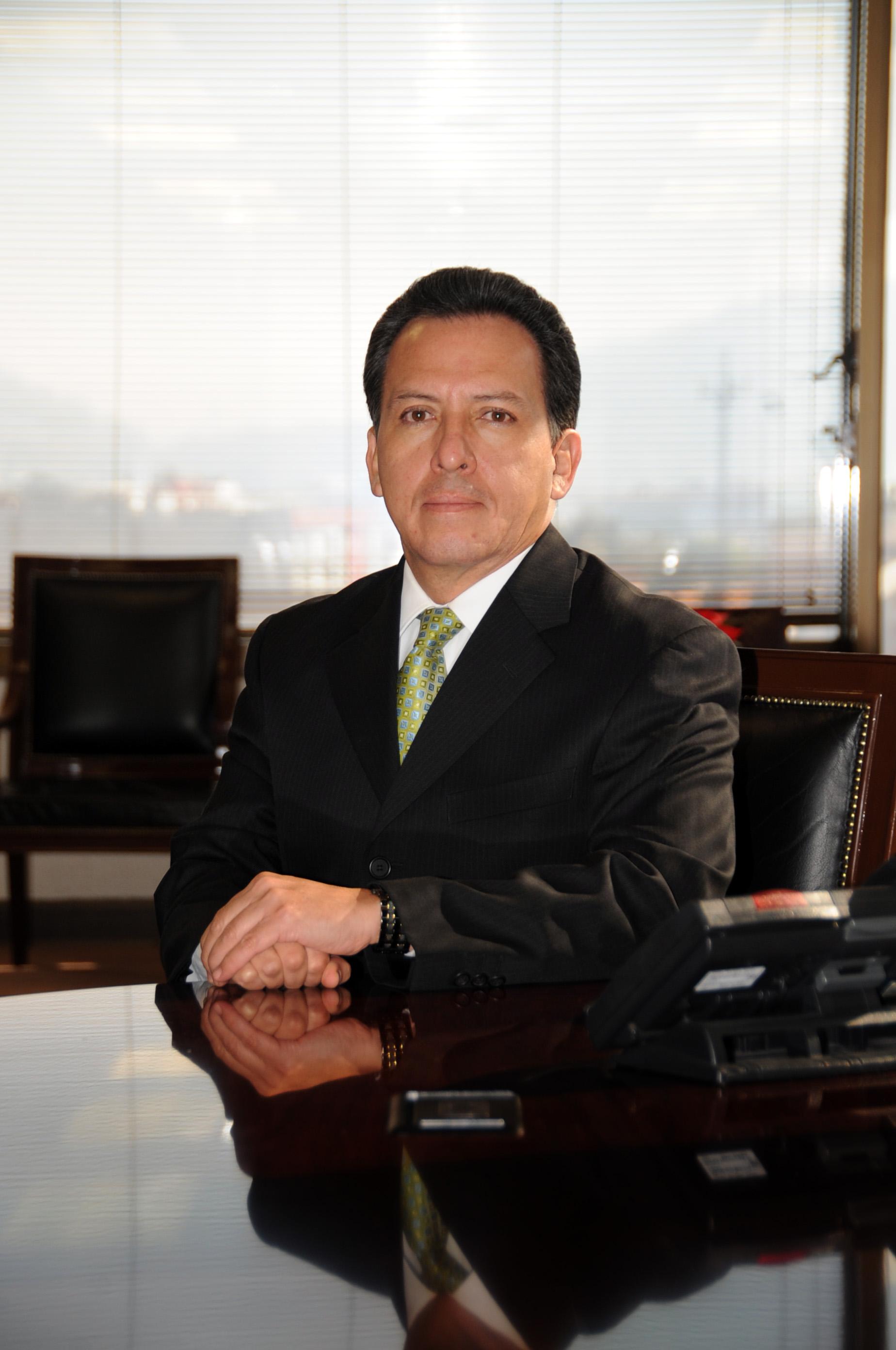 Mtro. Rafael Ramos Palmeros