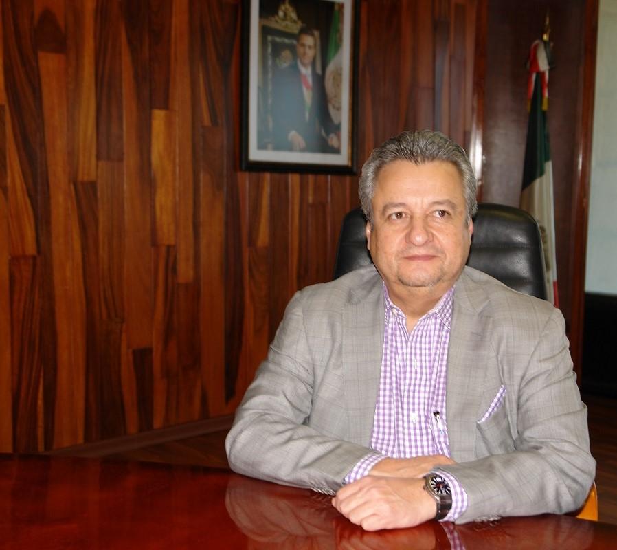 Salvador E. Rochin Camarena Titular Órgano Interno de Control