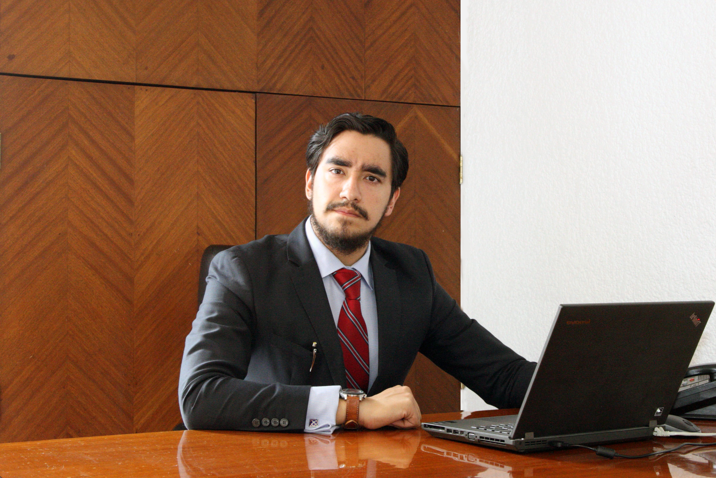 Jacob Alejandro Tolentino Habib. Subdirector Jurídico