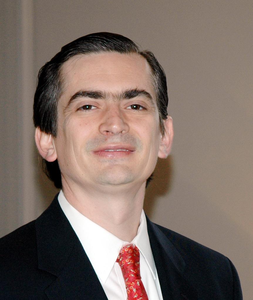 Embajador Agustín García-López Loaeza