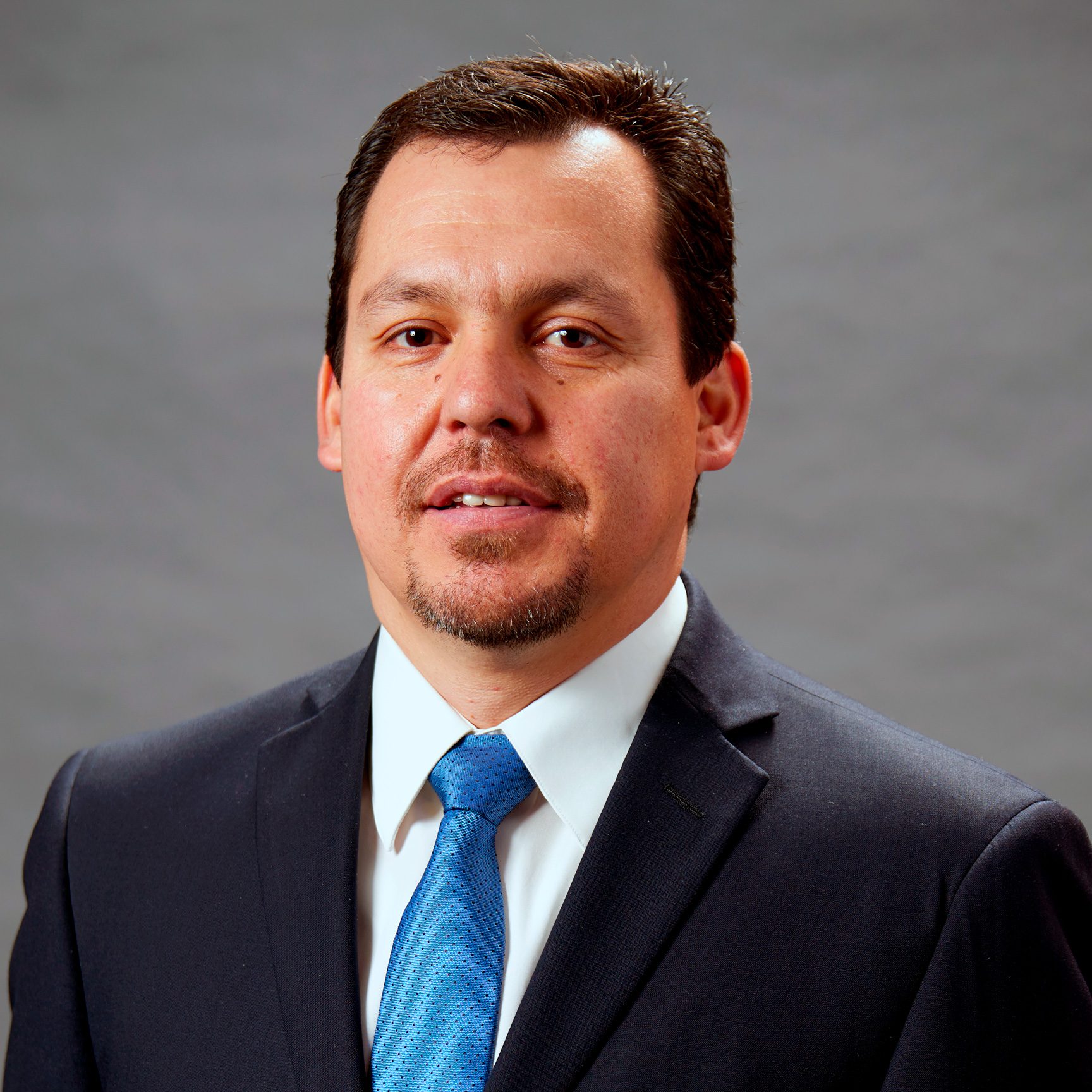 Lic. Salvador Gazca Herrera. Director de Estrategia, Normalización y Administración Financiera del Mercado