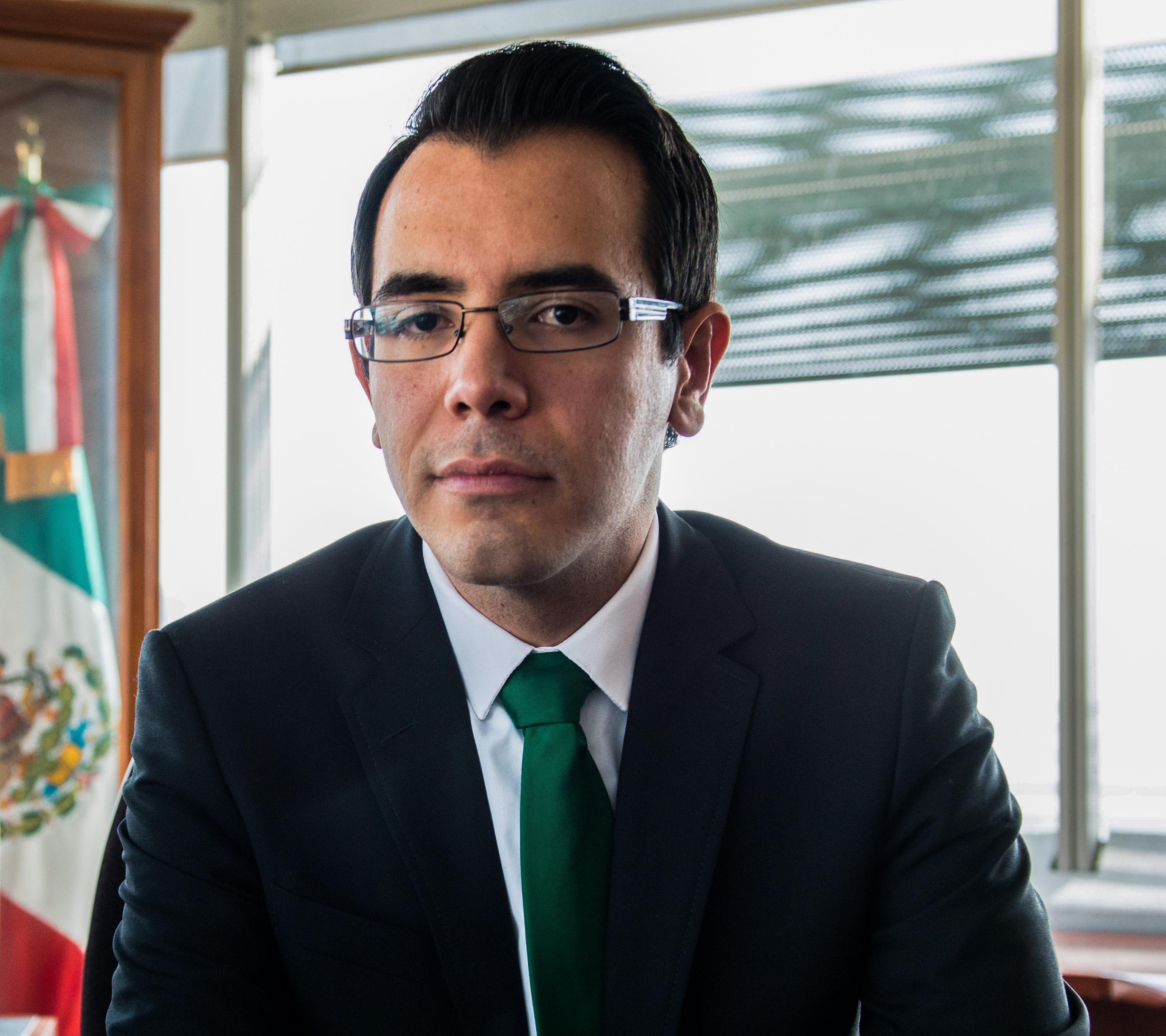 Lic. Fernando Zendejas Reyes, Subsecretario de Electricidad.