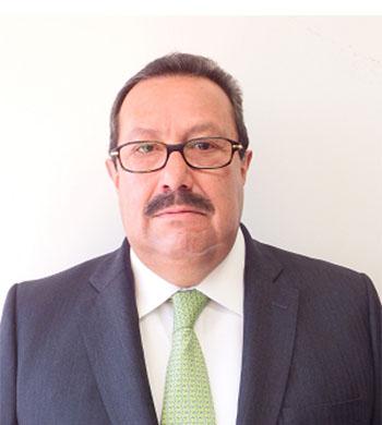 Lic. Joel Germán Martínez González, Director General de Afiliación y Operación