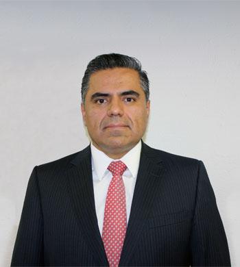Dr. Ricardo Corral Luna, Secretario Ejecutivo Adjunto.