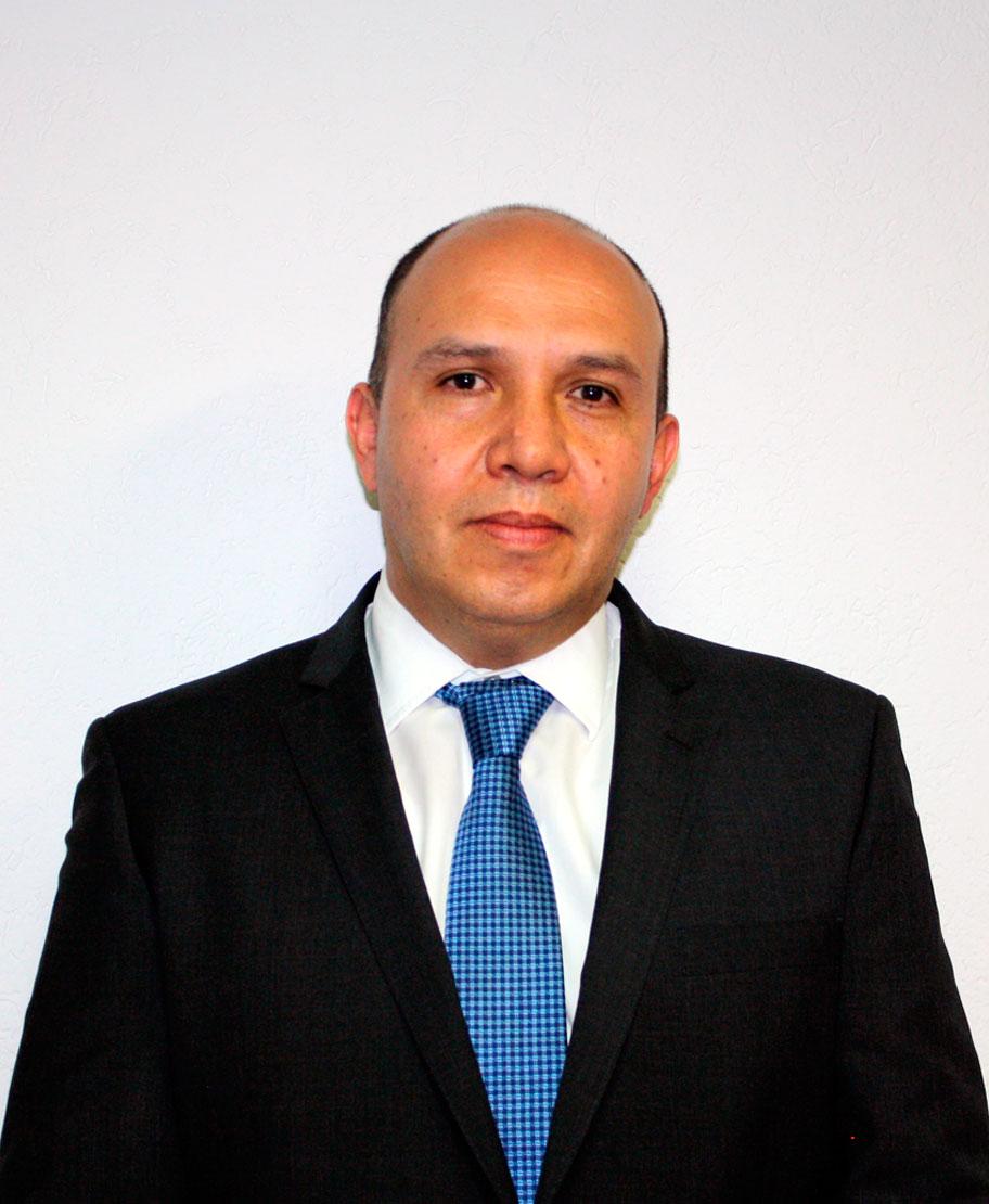 Lic. Guillermo del Río Hernández, Titular del Centro Nacional de Información.