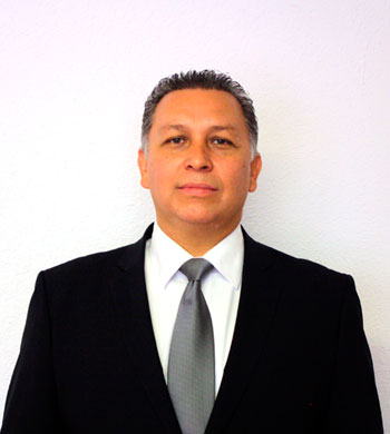 Lic. Enrique Cabrera Aguilar, Titular del Centro Nacional de Certificación y Acreditación.