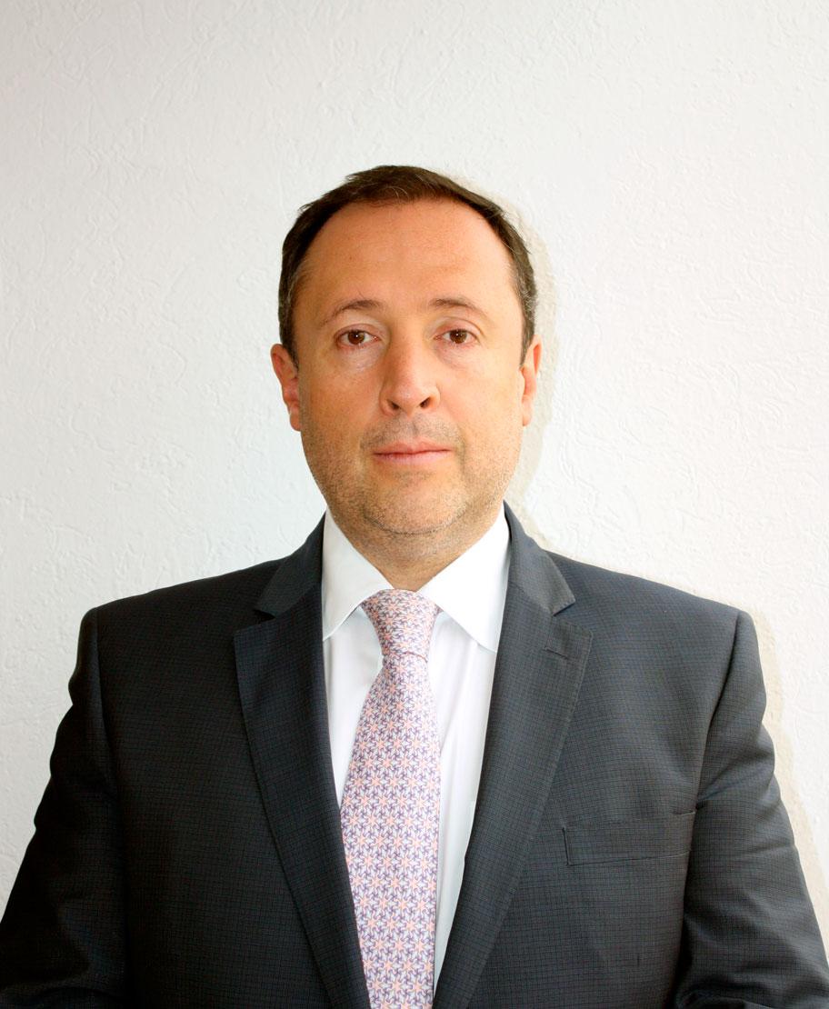 Lic. Jorge Mier y de la Barrera, Titular del Órgano Interno de Control.