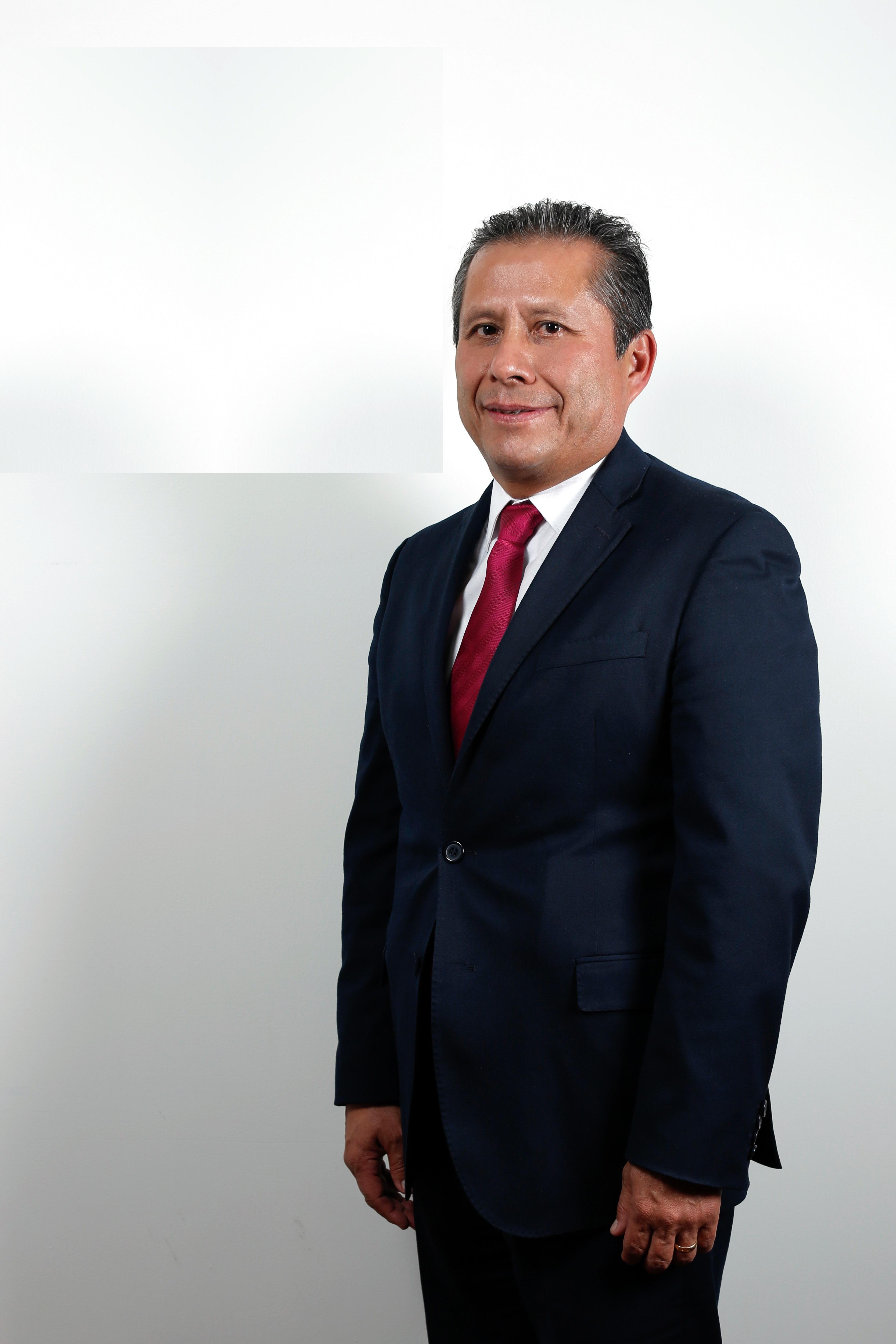 Juan Rodríguez Díaz, Titular del Área de Auditoría Interna del Órgano Interno de Control