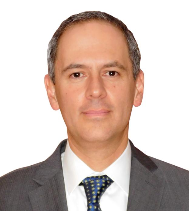 Alberto Torres García, Subsecretario de Ingresos.