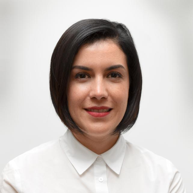 Yolanda Martínez Mancilla, Coordinadora de la Estrategia Digital Nacional