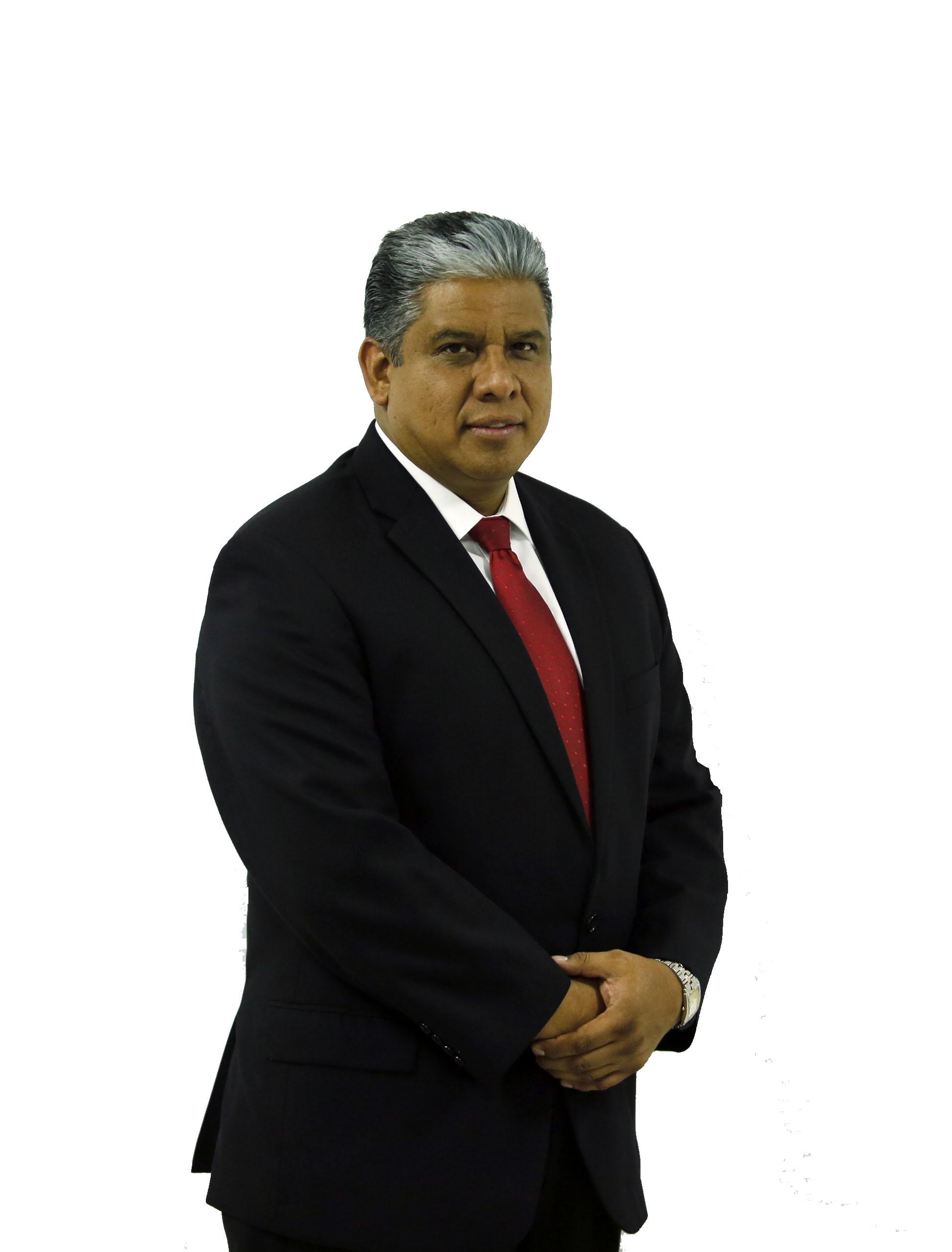 Lic. Ángel Luis Suárez Sanabria