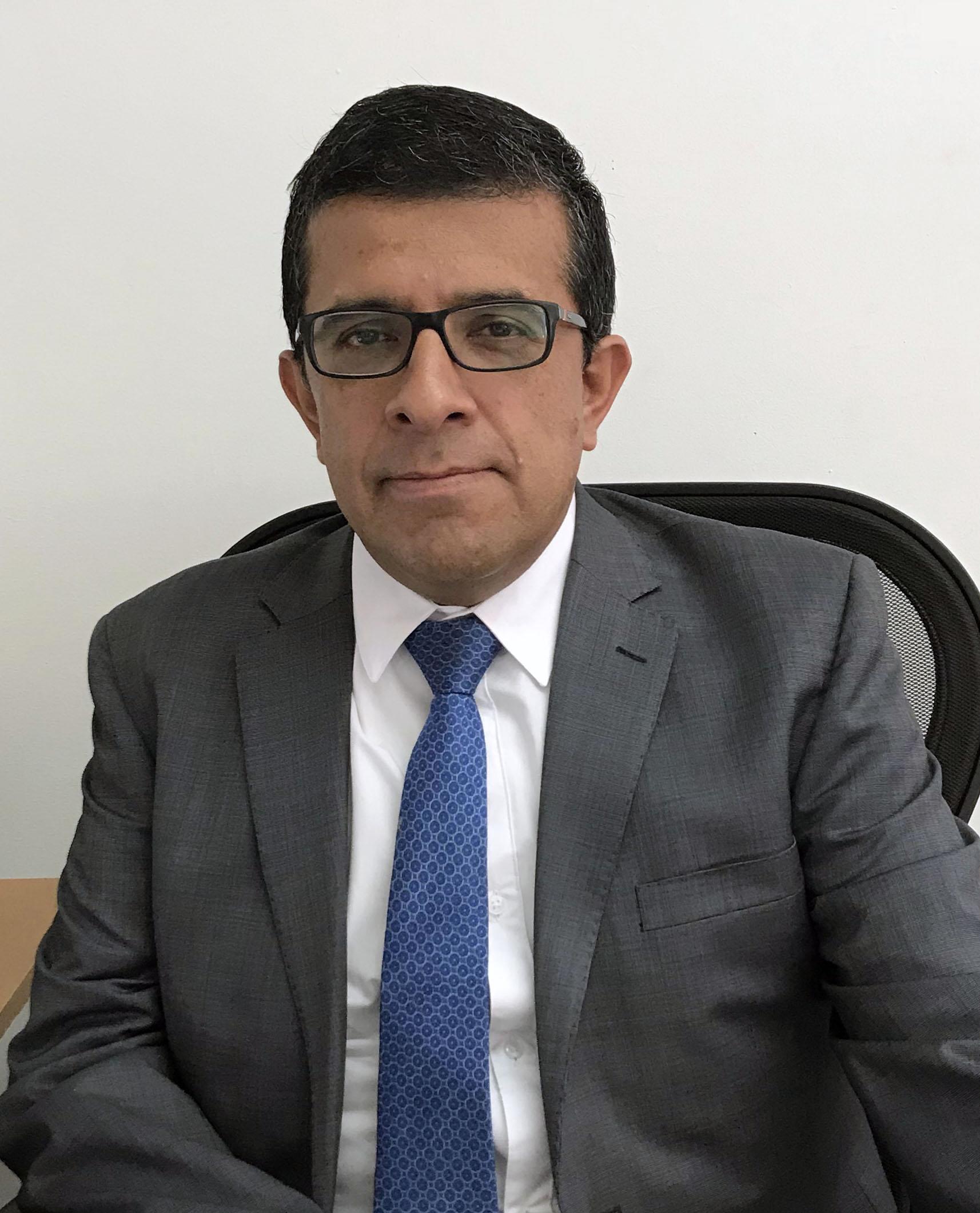 Armando Venegas Silva- Director de Administración y Finanzas INCA Rural