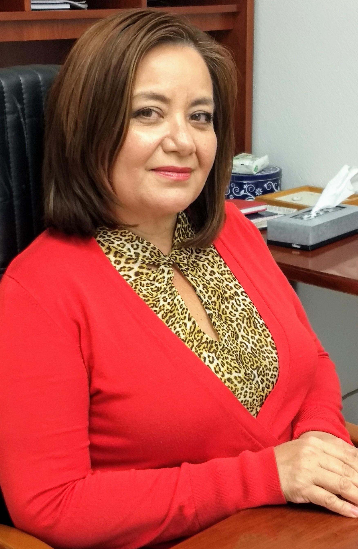 C.P. Beatríz Eugenia Herrera Pérez, Directora de Administración