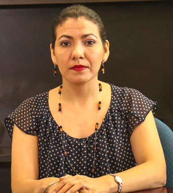 Ing. Iris Guadalupe Salinas Espinosa