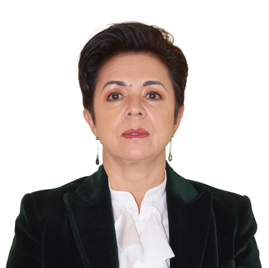 Nidia Chávez Rocha Directora General del Servicio Postal Mexicano