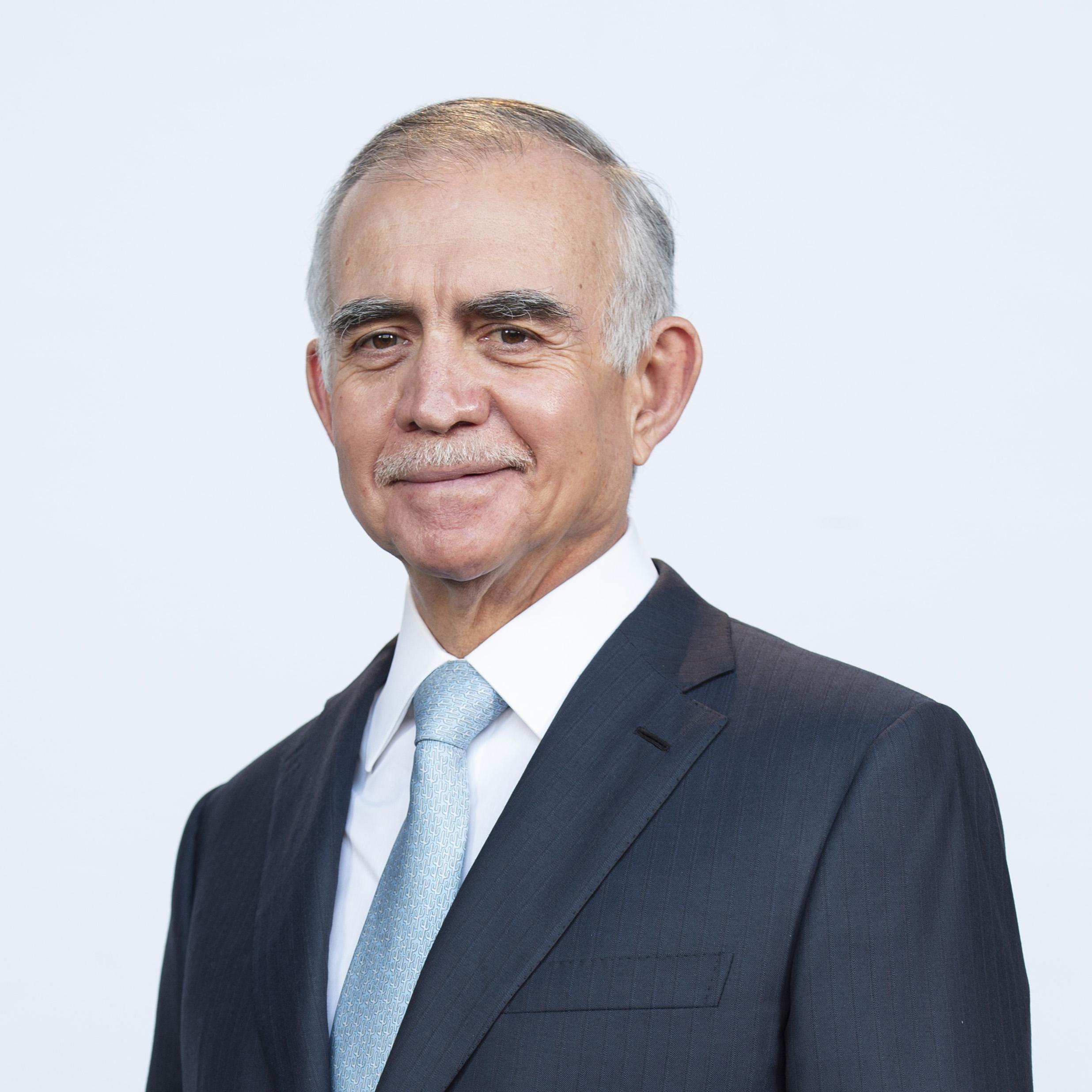 Alfonso Romo, Jefe de la Oficina de Presidencia
