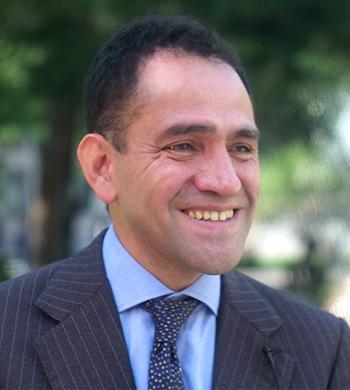 Arturo Herrera Gutiérrez. Subsecretario de Hacienda y Crédito Público