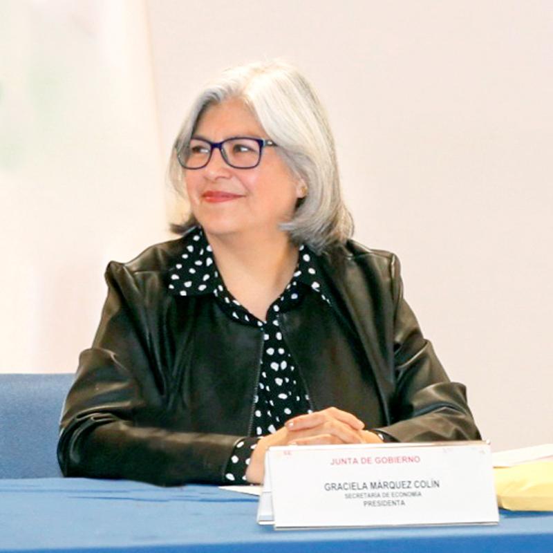 Dra. Graciela Márquez Colín